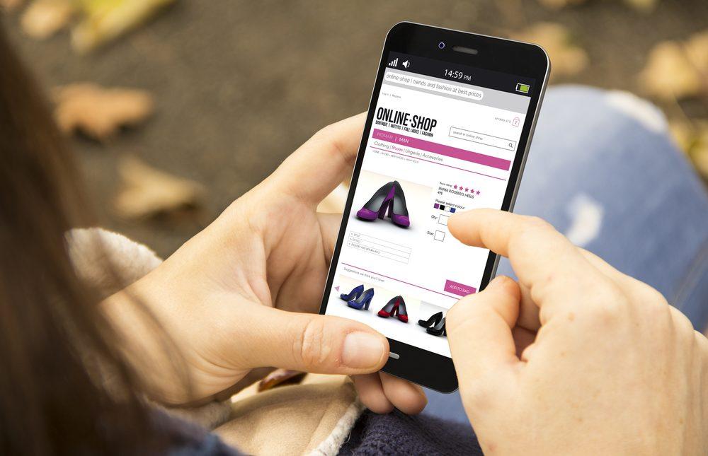 Een website voor mobiele apparaten